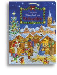 Wimmelbuch Weihnachten.Mein Großes Wimmelbuch Von Weihnachten Parvis Verlag Religiöse