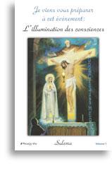 Je viens vous pr�parer � cet �v�nement:<br>L'illumination des consciences (volume 1)