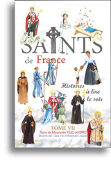 Les saints de France (tome 7)