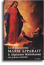 Marie apparaît à Alphonse Ratisbonne