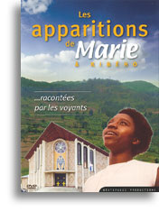 Les apparitions de Marie à Kibého