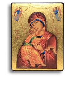Icône Notre Dame des Anges