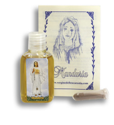 Huile sainte de Manduria