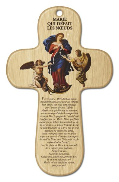 Bien connu Marie qui défait les noeuds | Edition du Parvis - Librairie religieuse ZH74